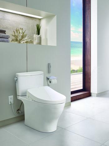 Nexus WASHLET+ toilet