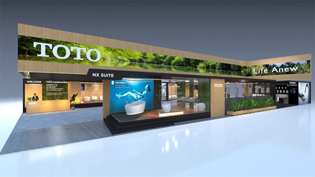 TOTO Virtual Booth