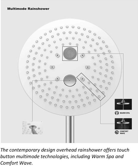 Multi-Mode Showerhead