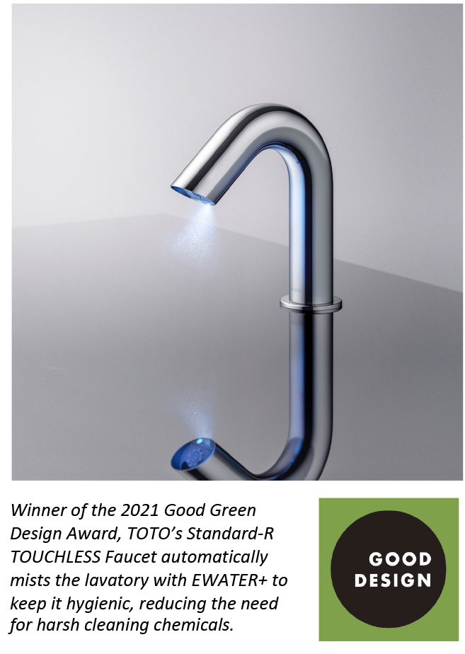 Goosneck Touchless Faucet
