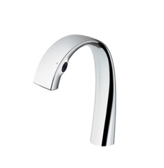 ZN Sensor Faucet With SoftStream Technology An Element In Its Flagship  NEOREST Collection, The New ZN Faucet Is TOTOu0027s First Dual Sensor Faucet  Designed ...