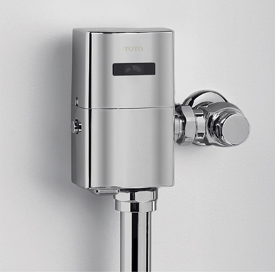 TOTO Touch-Less Automatic Flush Valve