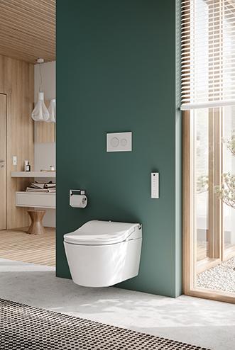Neorest NX2 Toilet Xray