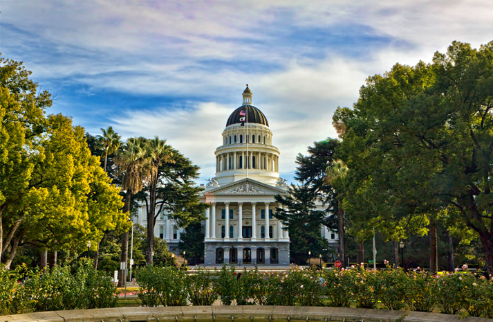 Capitole de l'État de Californie