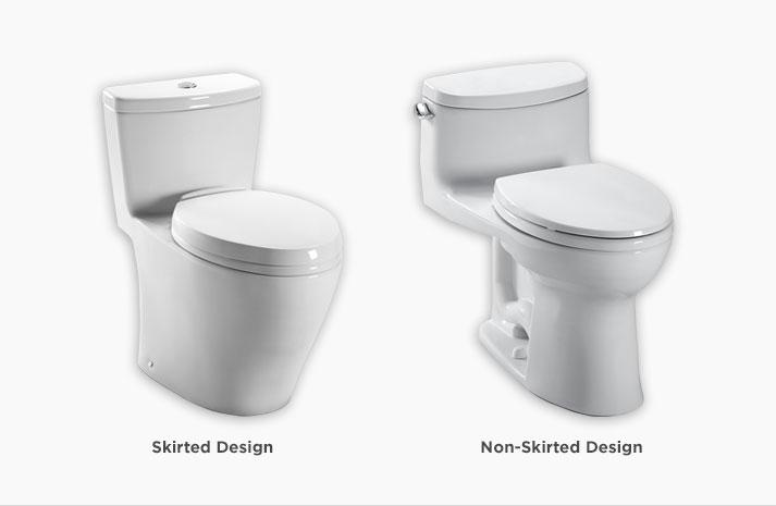 Skirted Design - TotoUSA.com
